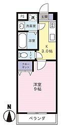 Mansion JULIAII[4階]の間取り