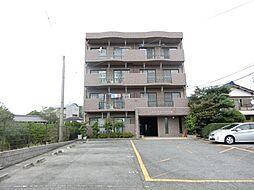 愛知県日進市岩崎町大廻間の賃貸マンションの外観