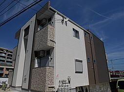 福岡県福岡市博多区麦野6丁目の賃貸アパートの外観