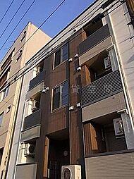 神奈川県横浜市西区中央1丁目の賃貸アパートの外観