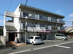 松井コーポ[2階]の外観