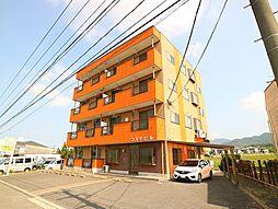 福岡県宗像市三郎丸5丁目の賃貸マンションの外観