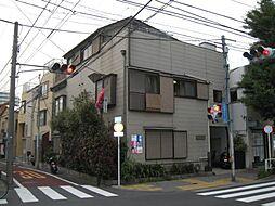 東急東横線 中目黒駅 徒歩11分の賃貸アパート