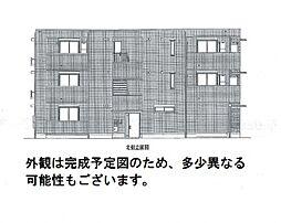 (仮)D-room下祇園駅前[304号室]の外観