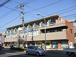 NSマンション[3階]の外観