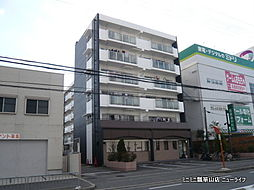 シャンボール東大阪[4階]の外観