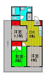 第7池田マンション[2階]の間取り