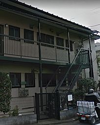 東京都杉並区清水1丁目の賃貸アパートの外観