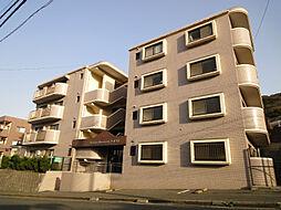 福岡県北九州市八幡西区平尾町の賃貸マンションの外観