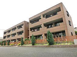 愛知県北名古屋市山之腰天神東の賃貸マンションの外観