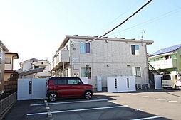 JR山陽本線 高島駅 徒歩17分の賃貸アパート