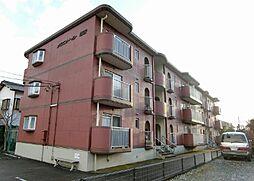 静岡県富士市五貫島の賃貸マンションの外観