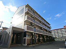 ヴィユーフルーヴ2[3階]の外観