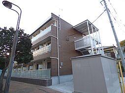 埼玉県川口市大字芝の賃貸マンションの外観