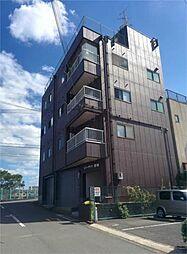 リバーサイド市岡[4階]の外観