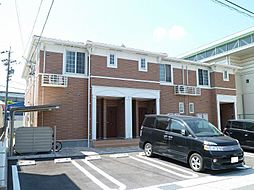 愛知県名古屋市西区玉池町の賃貸アパートの外観