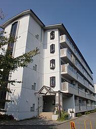 ガーデンプレイス寺岡[3階]の外観