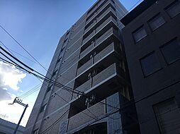 HF阿波座レジデンス[401号室]の外観