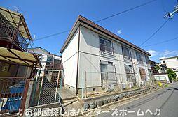 大阪府枚方市養父西町の賃貸アパートの外観