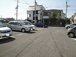 愛媛県松山市朝生田町2丁目の賃貸アパートの外観