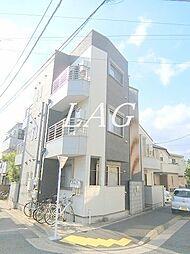 東京都江戸川区江戸川3丁目の賃貸アパートの外観