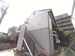 兵庫県神戸市東灘区住吉東町2丁目の賃貸アパートの外観