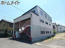 岐阜県関市東町5丁目の賃貸マンションの外観