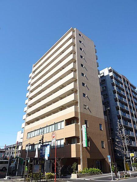 ドミール北新宿2 8階の賃貸【東京都 / 新宿区】