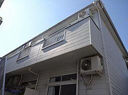 神奈川県横浜市南区弘明寺町の賃貸アパートの外観