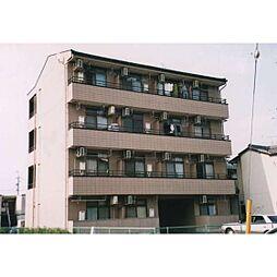 岐阜県岐阜市鏡島西1丁目の賃貸アパートの外観