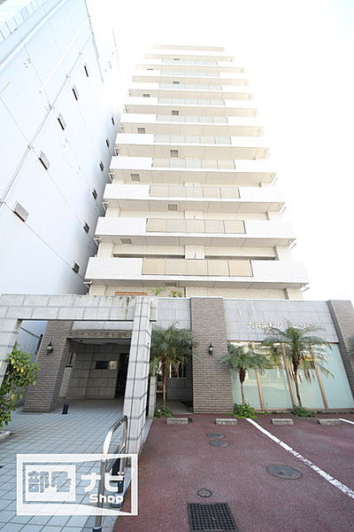 愛媛県松山市三番町4丁目の賃貸マンションの外観