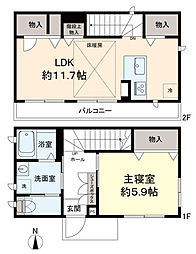 阿佐ヶ谷駅 18.0万円