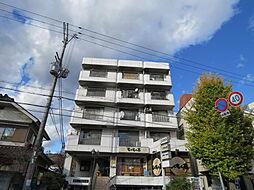 箕面コスモビル[1階]の外観