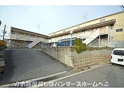 大阪府枚方市長尾家具町3丁目の賃貸アパートの外観