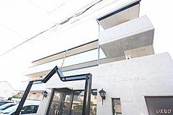 香川県高松市新北町の賃貸アパートの外観