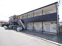 かすみコーポ内田[206号室]の外観