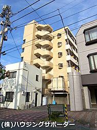 レジデンス富士森[4階]の外観