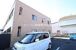岡山県岡山市北区久米丁目なしの賃貸マンションの外観