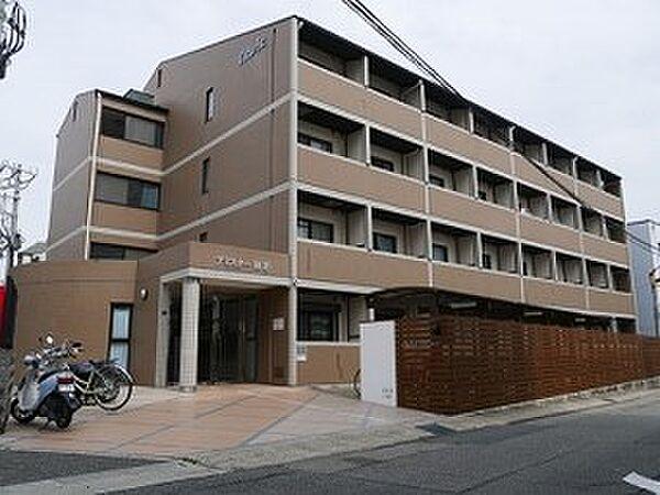 アミスター御影 4階の賃貸【兵庫県 / 神戸市東灘区】