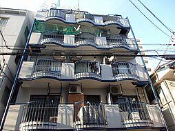 シティハイツアムール[4階]の外観