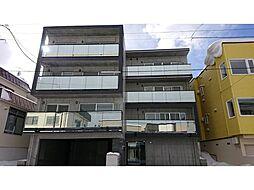 北海道札幌市西区西町南18丁目の賃貸マンションの外観