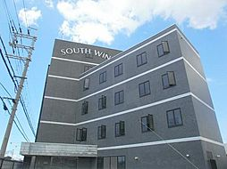 サウスウインド[2階]の外観