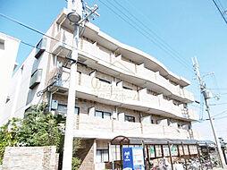 大阪府堺市堺区南三国ヶ丘町6丁の賃貸マンションの外観