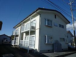 サンシャイン日詰D棟[2階]の外観