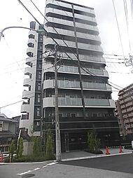 埼玉県川口市並木2の賃貸マンションの外観