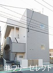 福岡県福岡市東区御島崎2丁目の賃貸アパートの外観