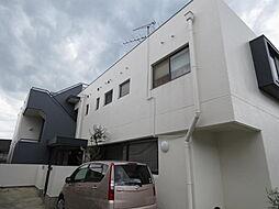 クレセル箕面[2階]の外観