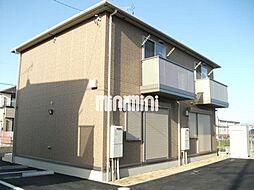 [テラスハウス] 静岡県焼津市小土 の賃貸【/】の外観