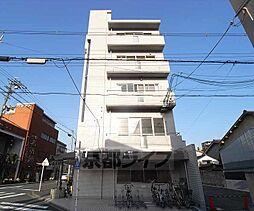 京都府京都市下京区升屋町の賃貸マンションの外観
