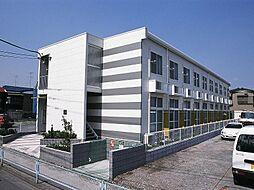 埼玉県さいたま市浦和区本太1の賃貸アパートの外観